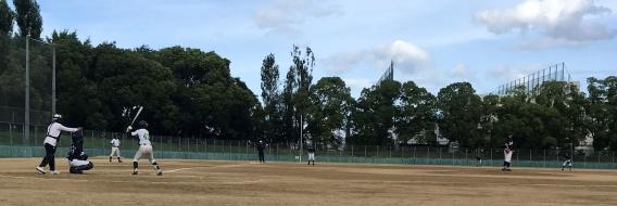 練習試合(8月12日)